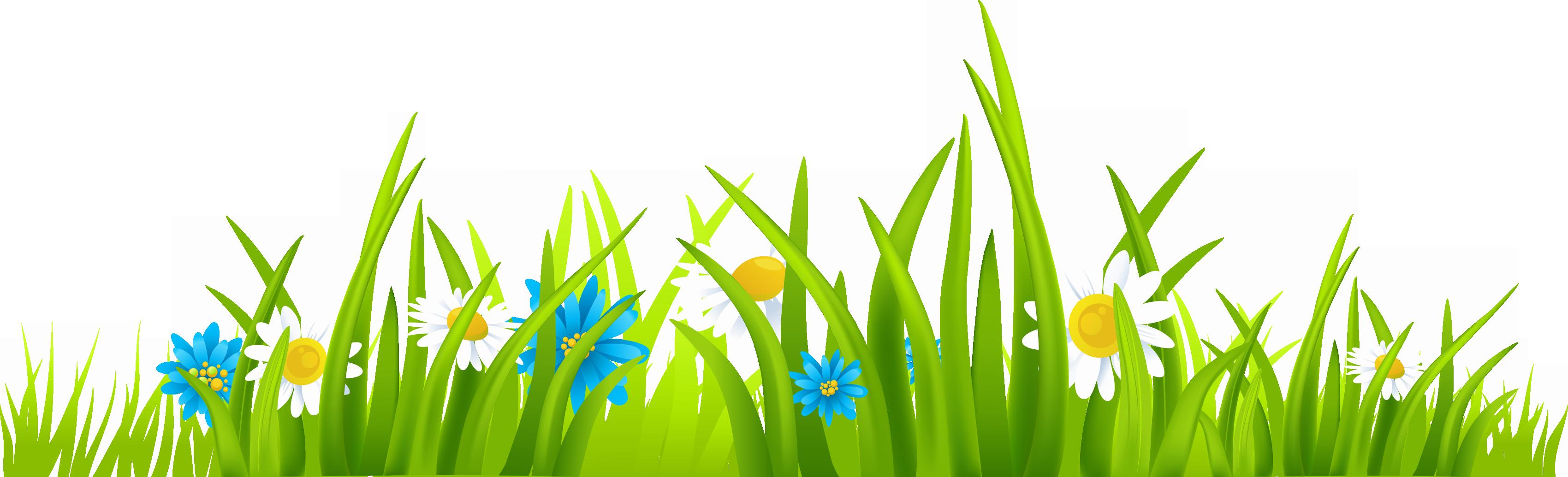 clip art Free Flower Grass Cliparts