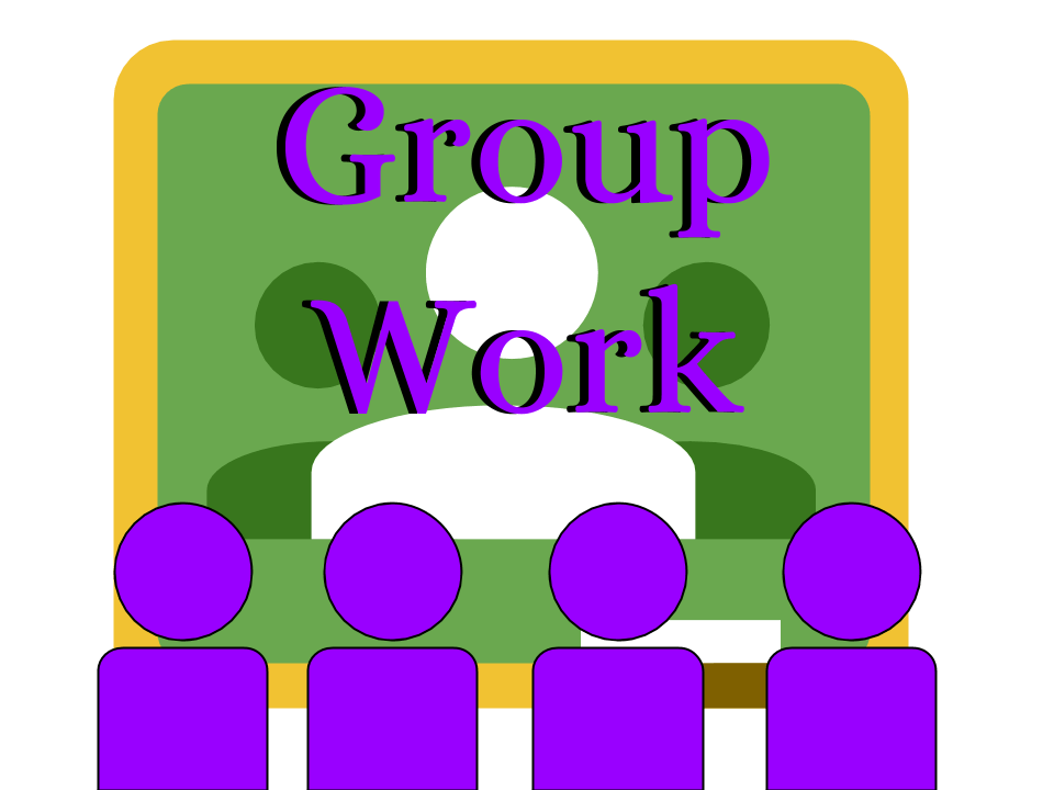clip free library  collection of classroom. Working in groups clipart.