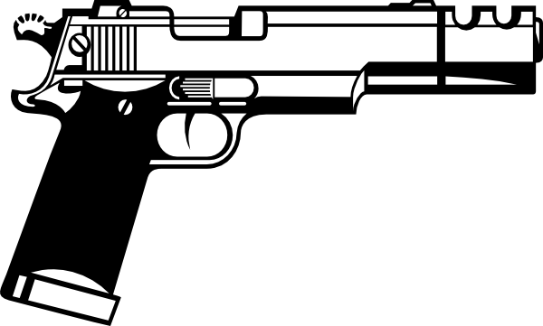 banner library stock Guns clipart. Gun clip art at