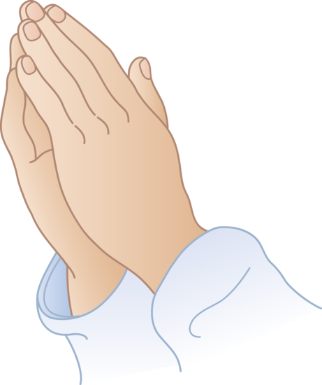 image free library Hand clipart. Praying hands free clip.