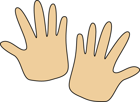 image royalty free download Pair of . Hands clipart.