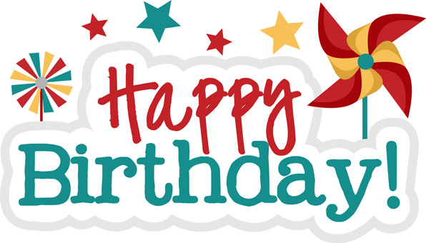 vector royalty free download Free clip art and. Clipart happy birthday