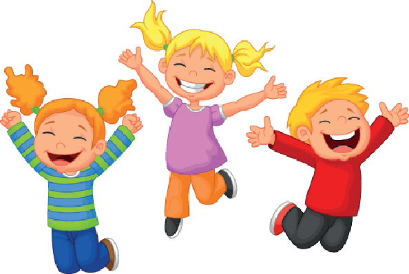 graphic transparent stock Happy kid cartoon cocuklar. Kids clipart