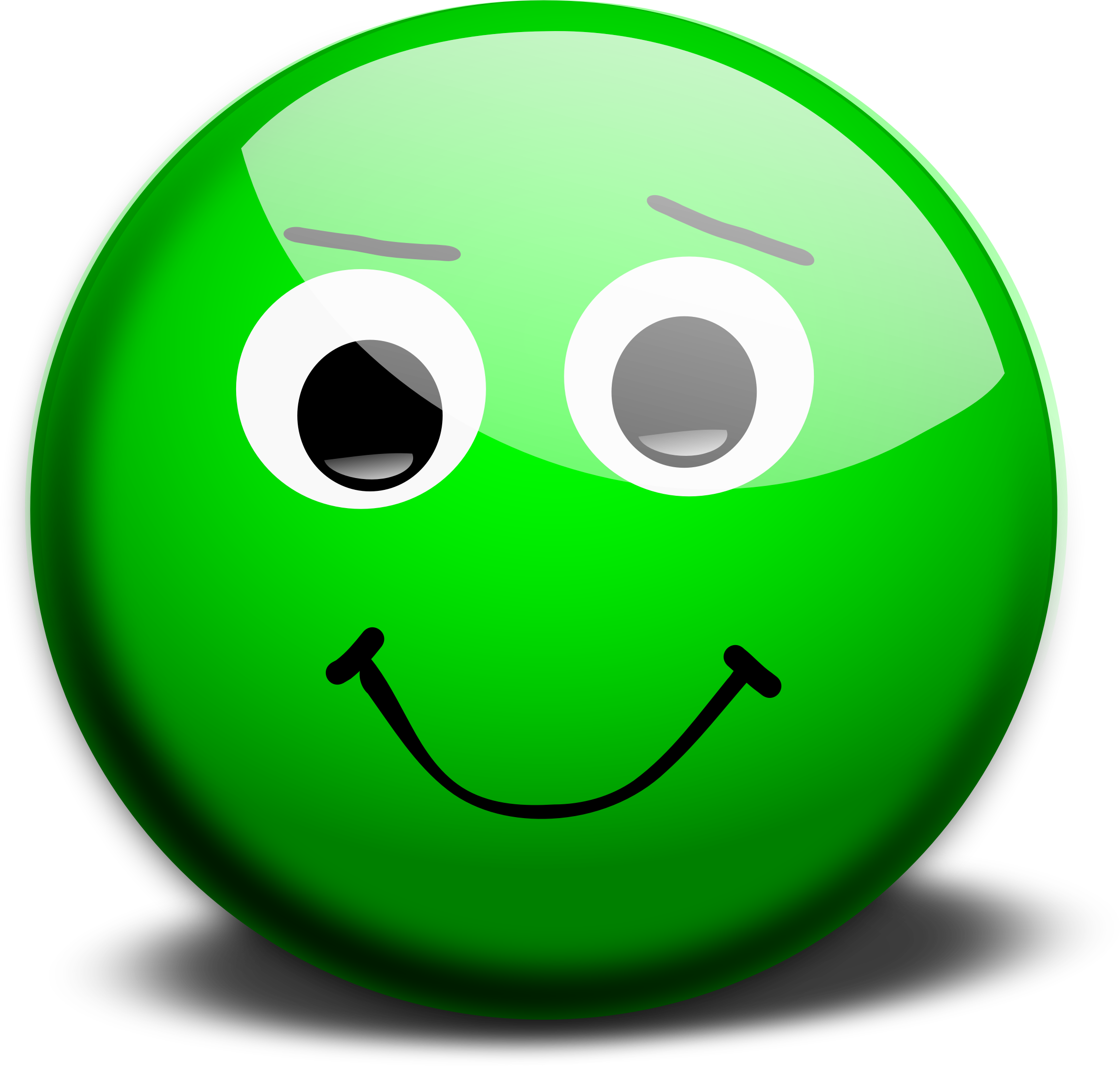 jpg royalty free download Big image png. Clipart happy face
