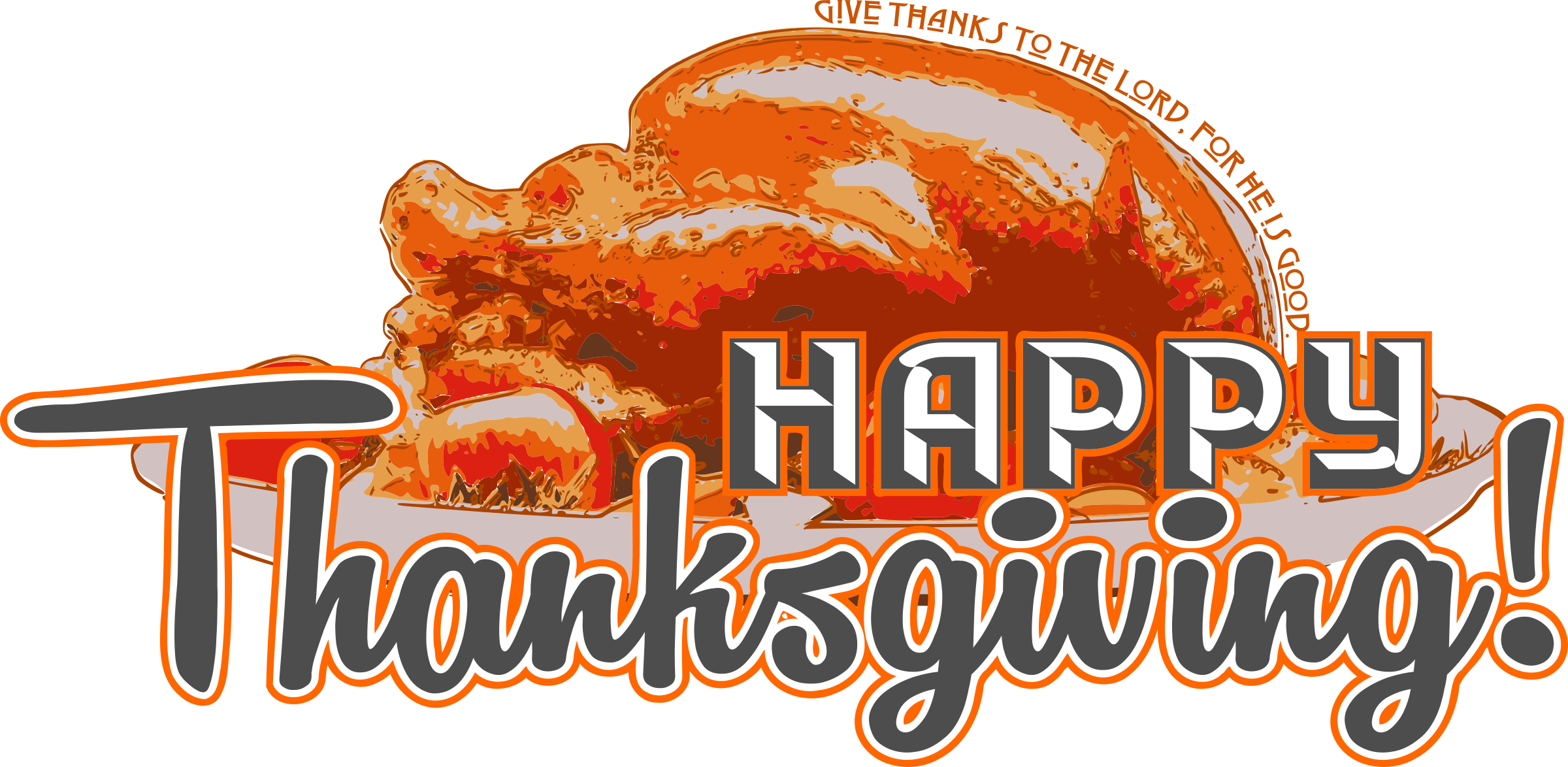 clip art free download Clipart happy thanksgiving. Big image png