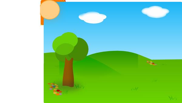 clip free download Hill Clip Art at Clker