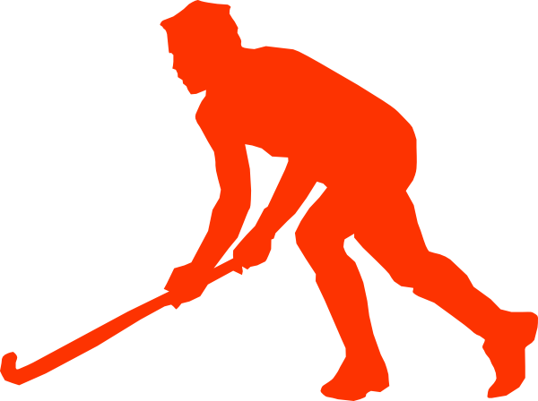 banner library library Grass Hockey Clip Art at Clker