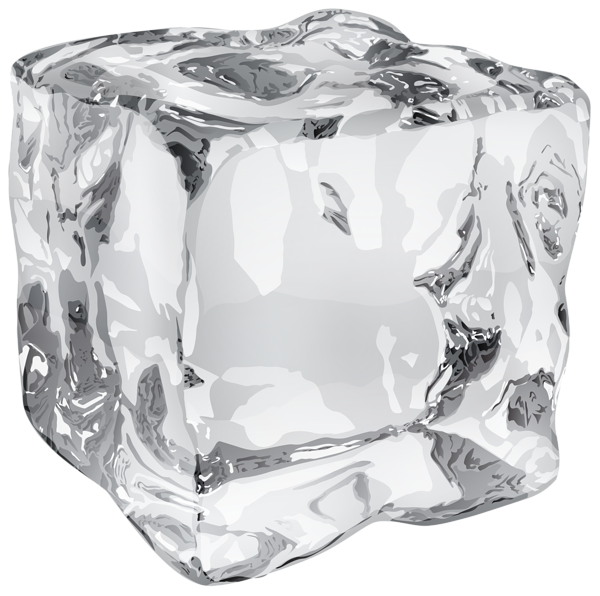 picture black and white stock Ice transparent. Cube png clip art