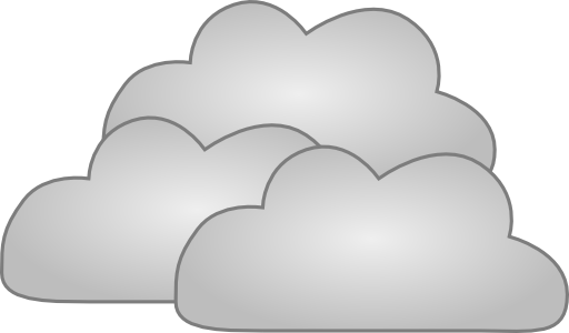 vector freeuse Cloud Clipart