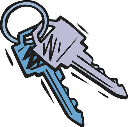 vector royalty free download  clipartlook. Clipart keys