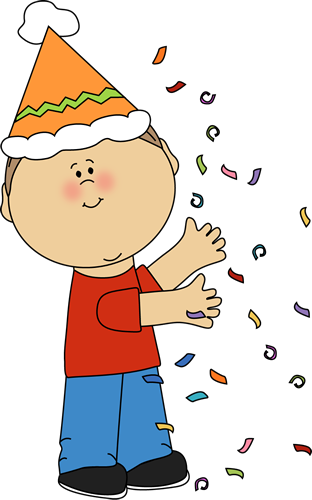 jpg transparent library Groundhog clipart kid. Kids party with birthday