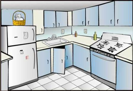 vector library Free cliparts download clip. Clipart kitchen