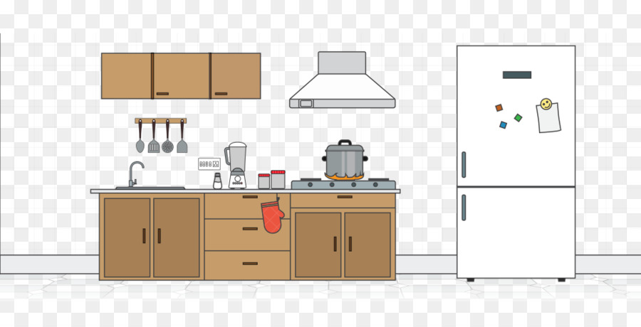 clip free Clipart kitchen. Home cartoon table furniture