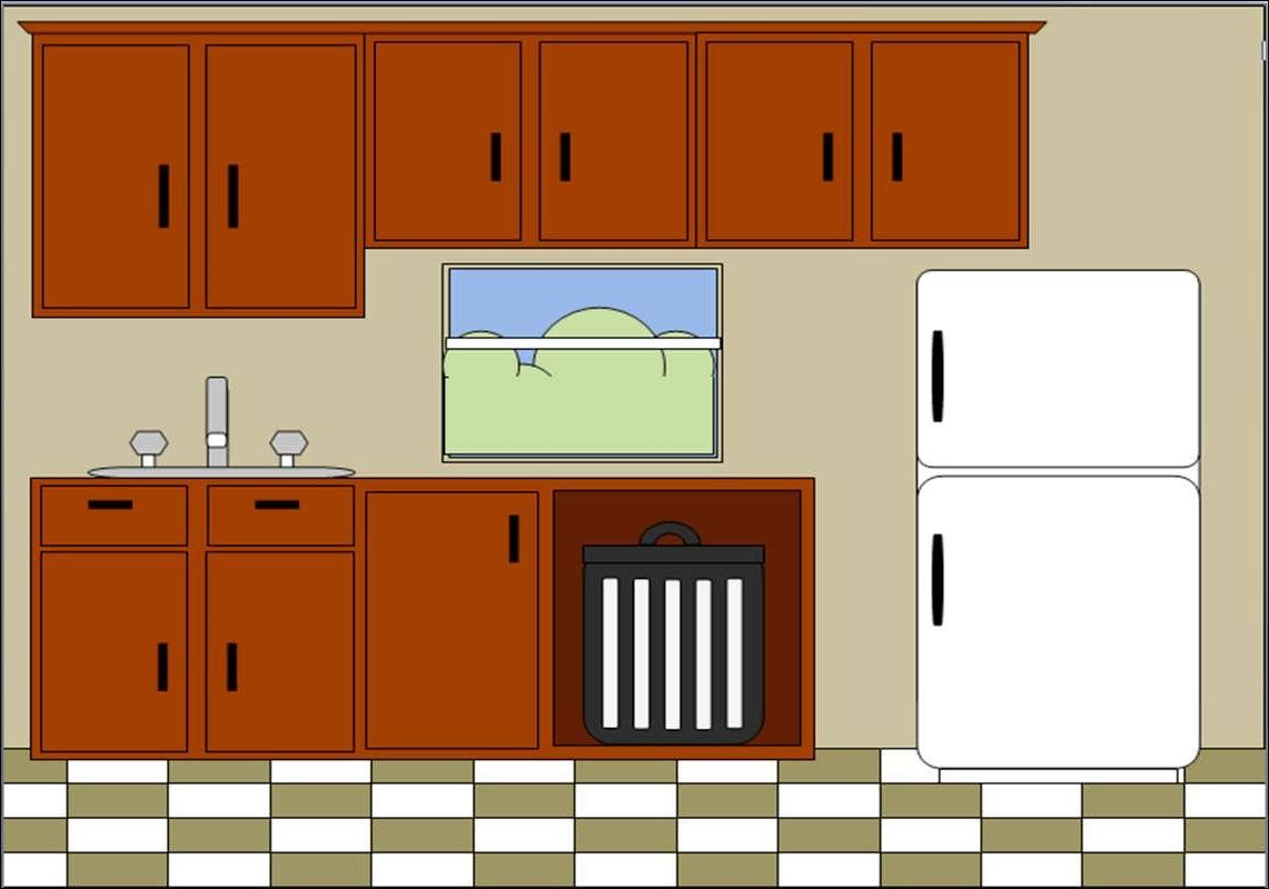 royalty free library Clip art images free. Clipart kitchen