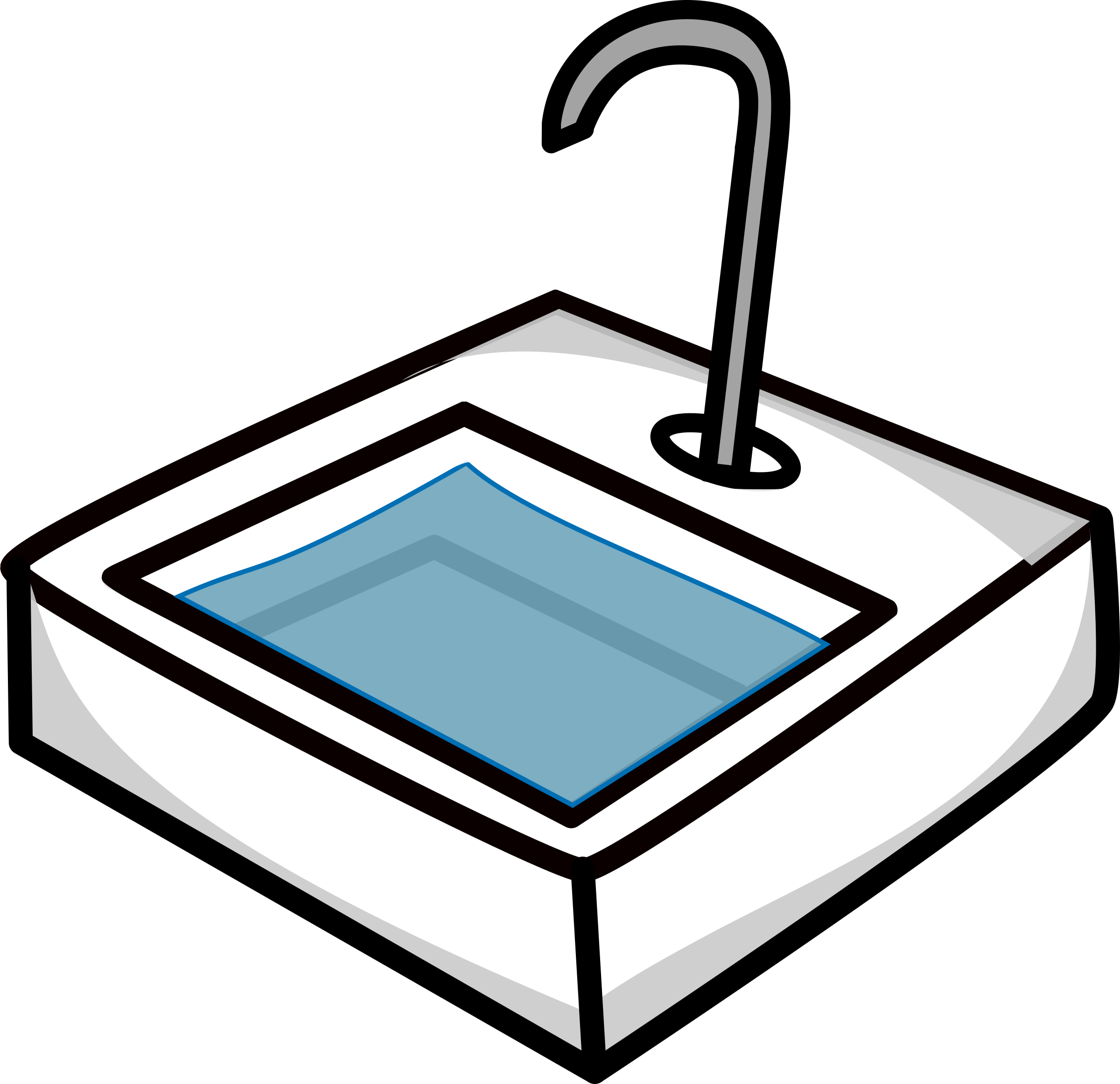 graphic download Clipart kitchen sink. Big image png