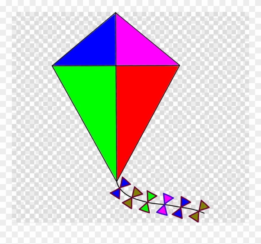 clip free Clipart kite. Download clip art triangle