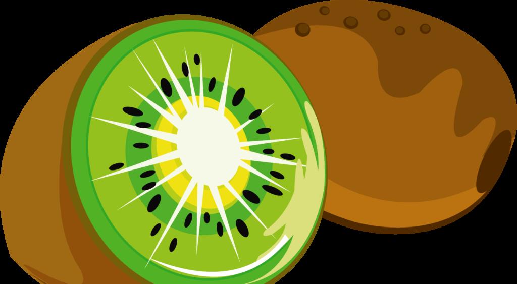 clip art transparent download Kiwifruit auglis clip art. Clipart kiwi.