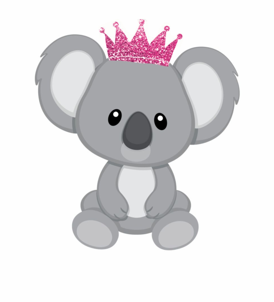 graphic black and white library Clipart koala. Bear transparent png