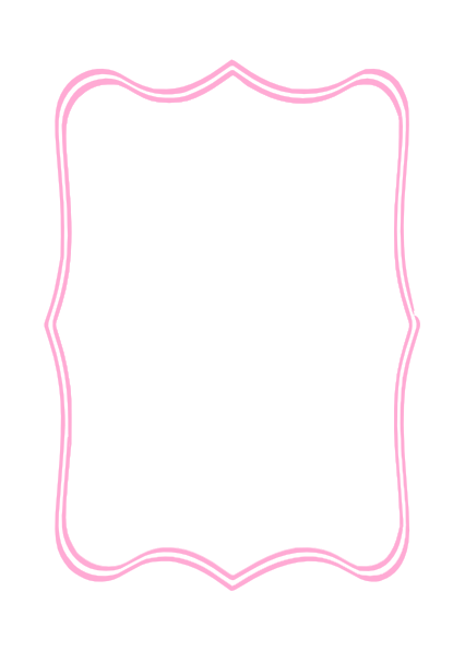 svg freeuse Clipart label. Pink clip art at