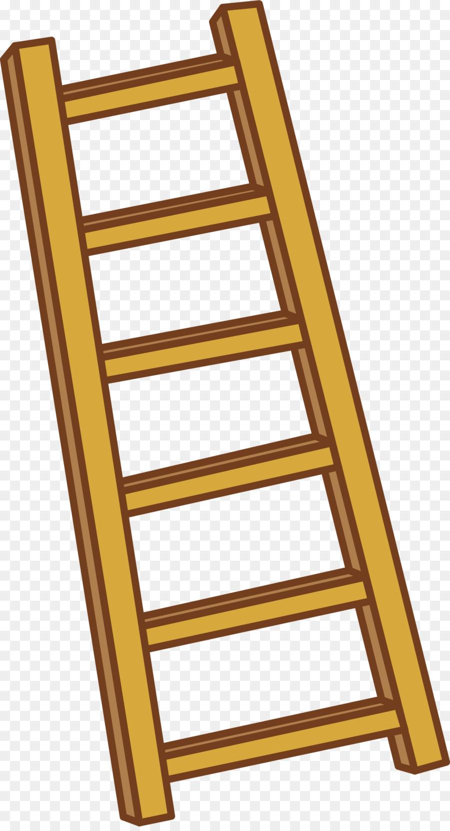 jpg library Clipart ladder. Cartoon wood rectangle