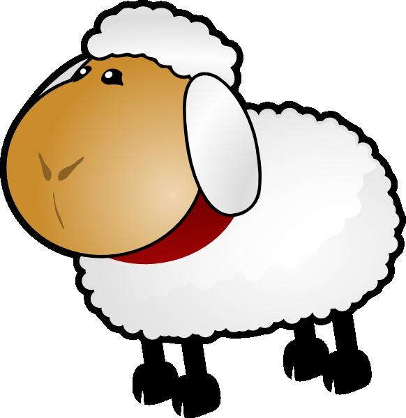graphic Baby Lamb Clipart at GetDrawings