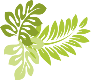 clipart library Hibiscus Leaves Clip Art at Clker