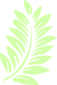 graphic black and white download Leaf clip art at. Leaves clipart palm leaves.