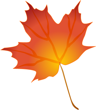 jpg free library Fall Leaf Clipart
