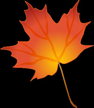 jpg free library Fall Leaf Clipart
