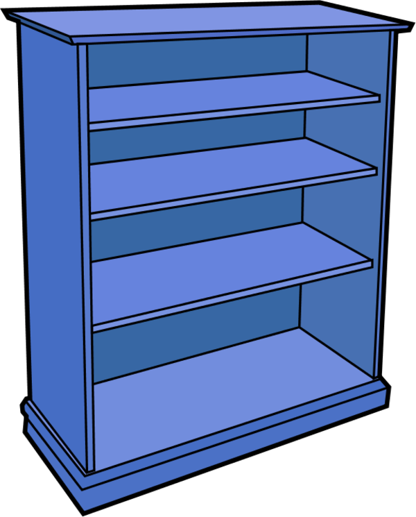 banner free download Bookcase Clipart Library Book