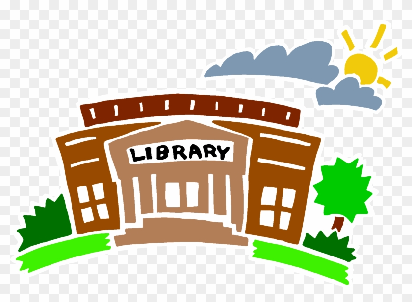 clip art royalty free stock Buildings school . Clipart library building.