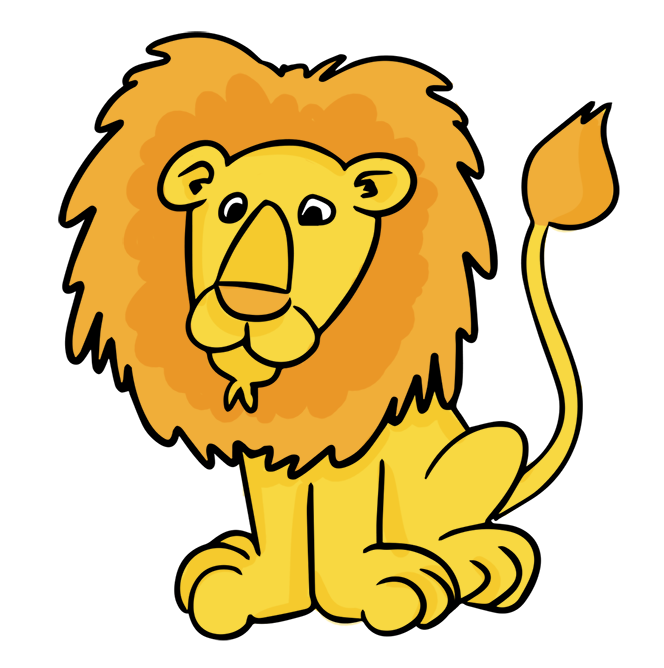 clipart transparent Clipart zoo. Free lion cliparts download.