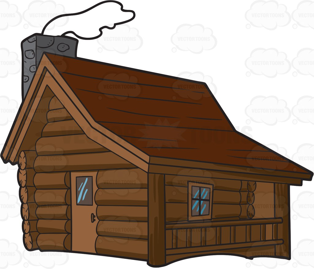 clip art royalty free library Clipart log cabin. Free cliparts download clip.