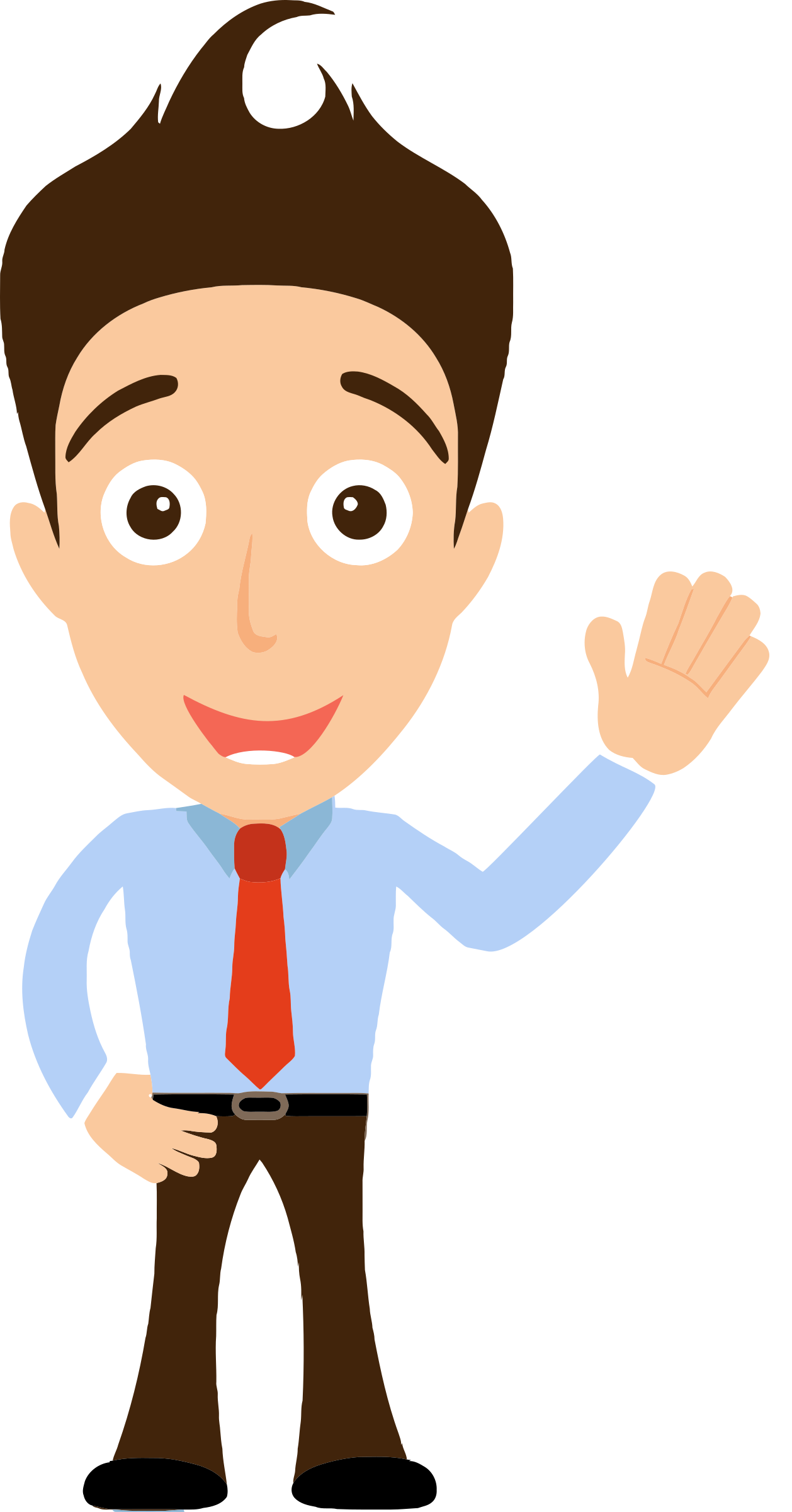 clipart freeuse library Free clip art man. Working men clipart.
