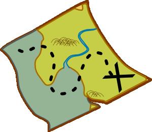 image transparent Map Clip Art Images Free