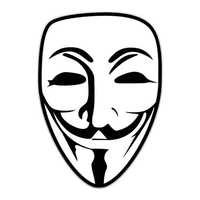png library stock V For Vendetta Mask Drawing at GetDrawings