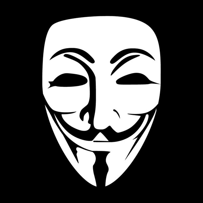 vector transparent V For Vendetta Mask Drawing at GetDrawings