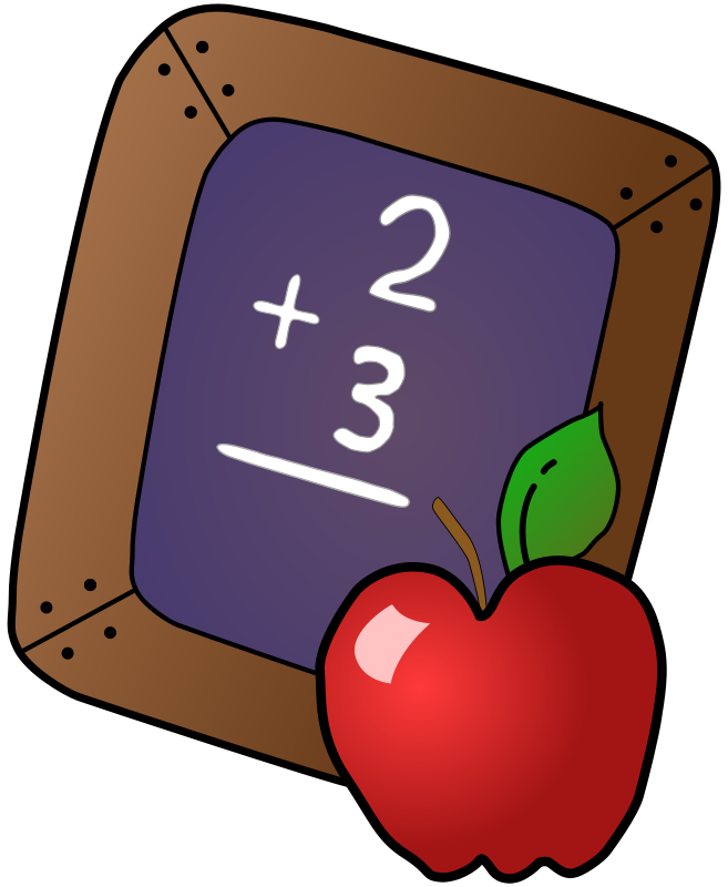 png black and white Math clipart for kids. Middle school at getdrawings