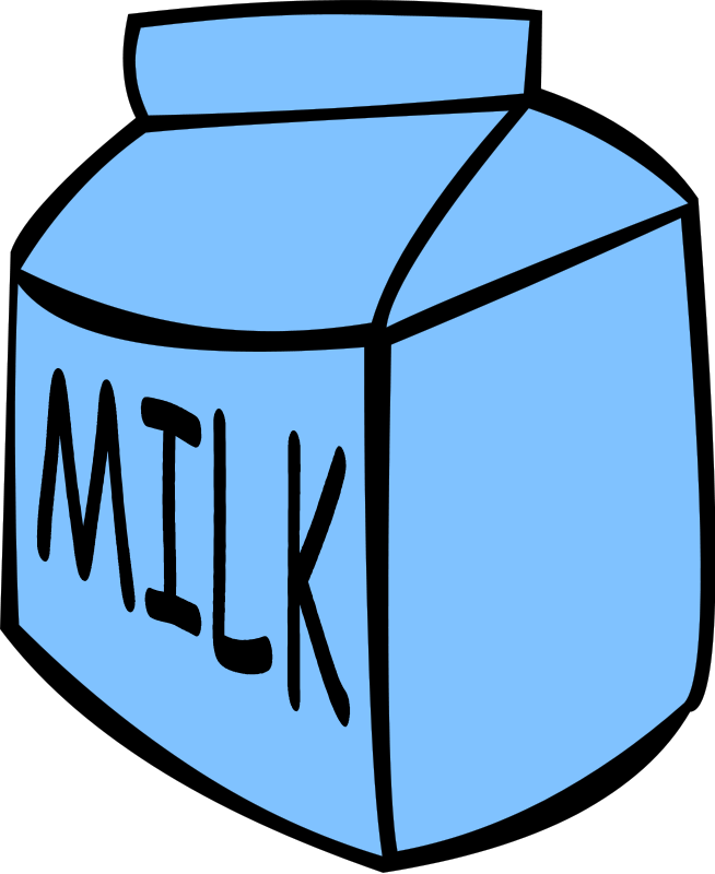 graphic free stock Clipart yogurt. Milk bottle panda free