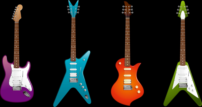 jpg transparent download Electric guitar Musical instrument Clip art