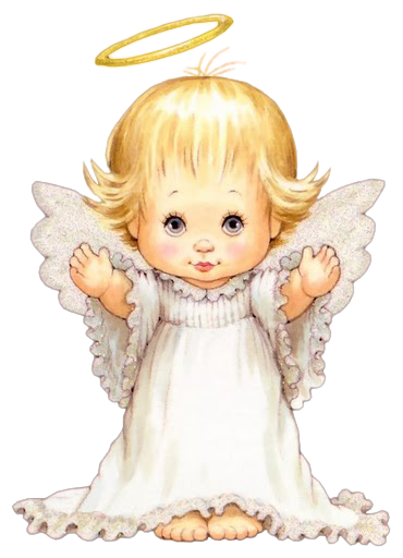 image free download Cute Little Angel PNG Picture