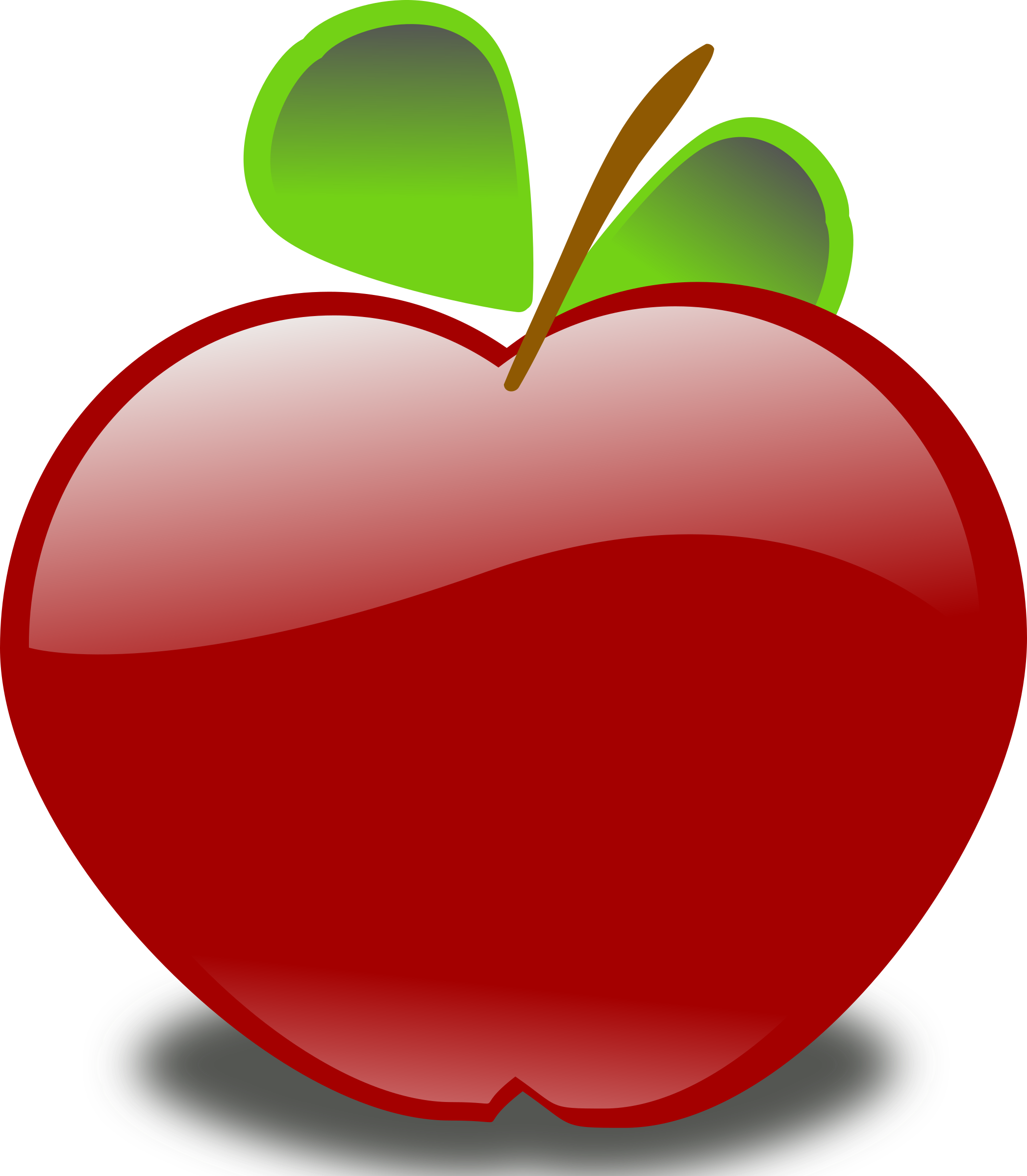 clipart stock Clipart of apples. Apple big image png