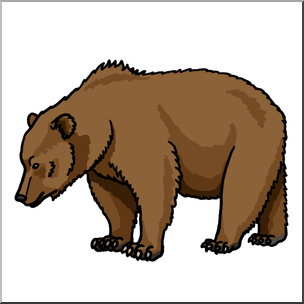 banner free library Clip art brown color. Clipart of bear