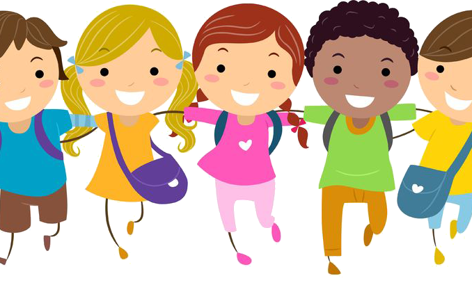 vector free library Kids clipart png. Cute borders vectors animated.