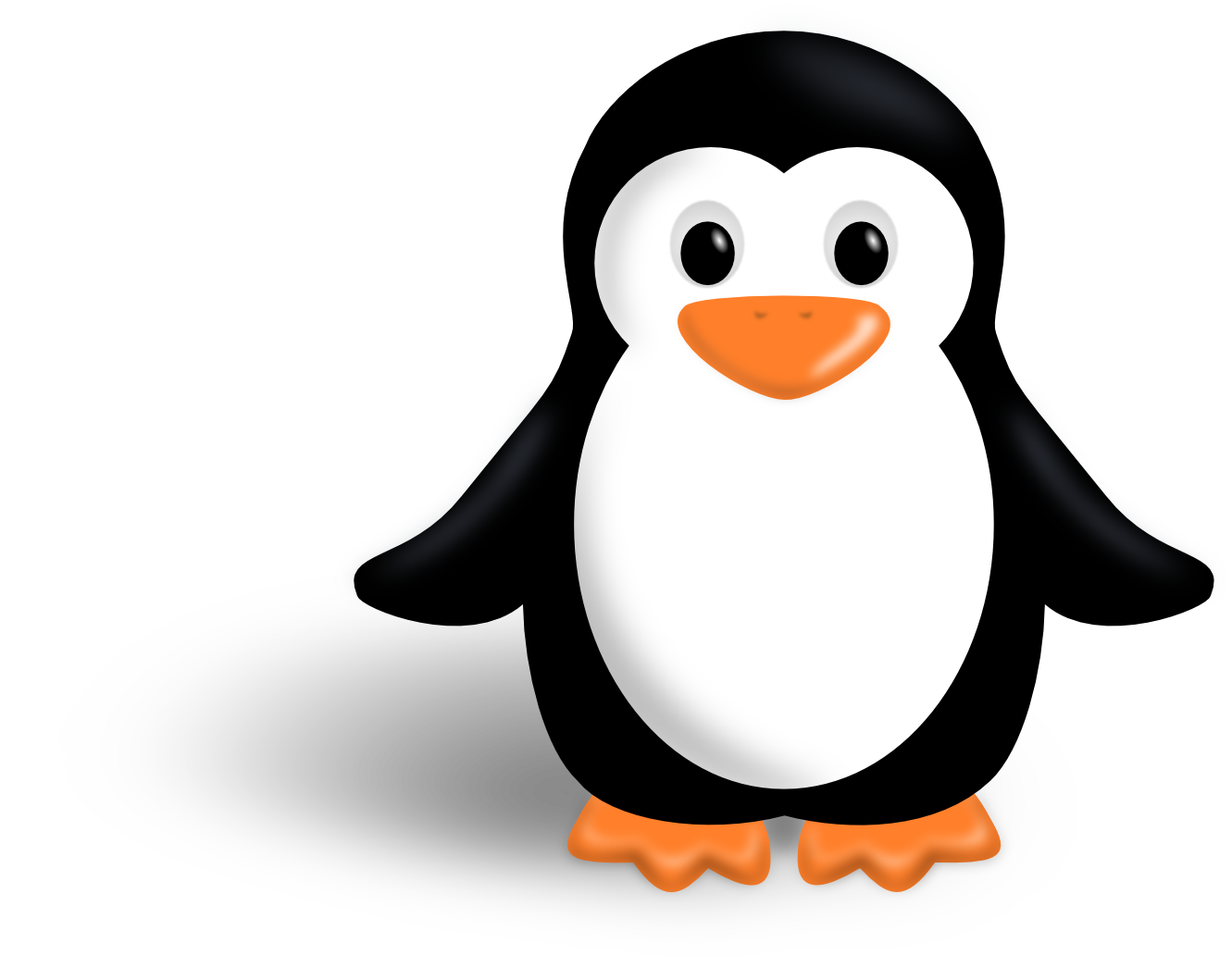 png transparent stock Boy Penguin Clipart
