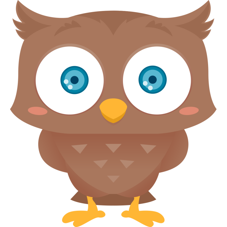 vector freeuse Free cute kid clip. 2 clipart owl