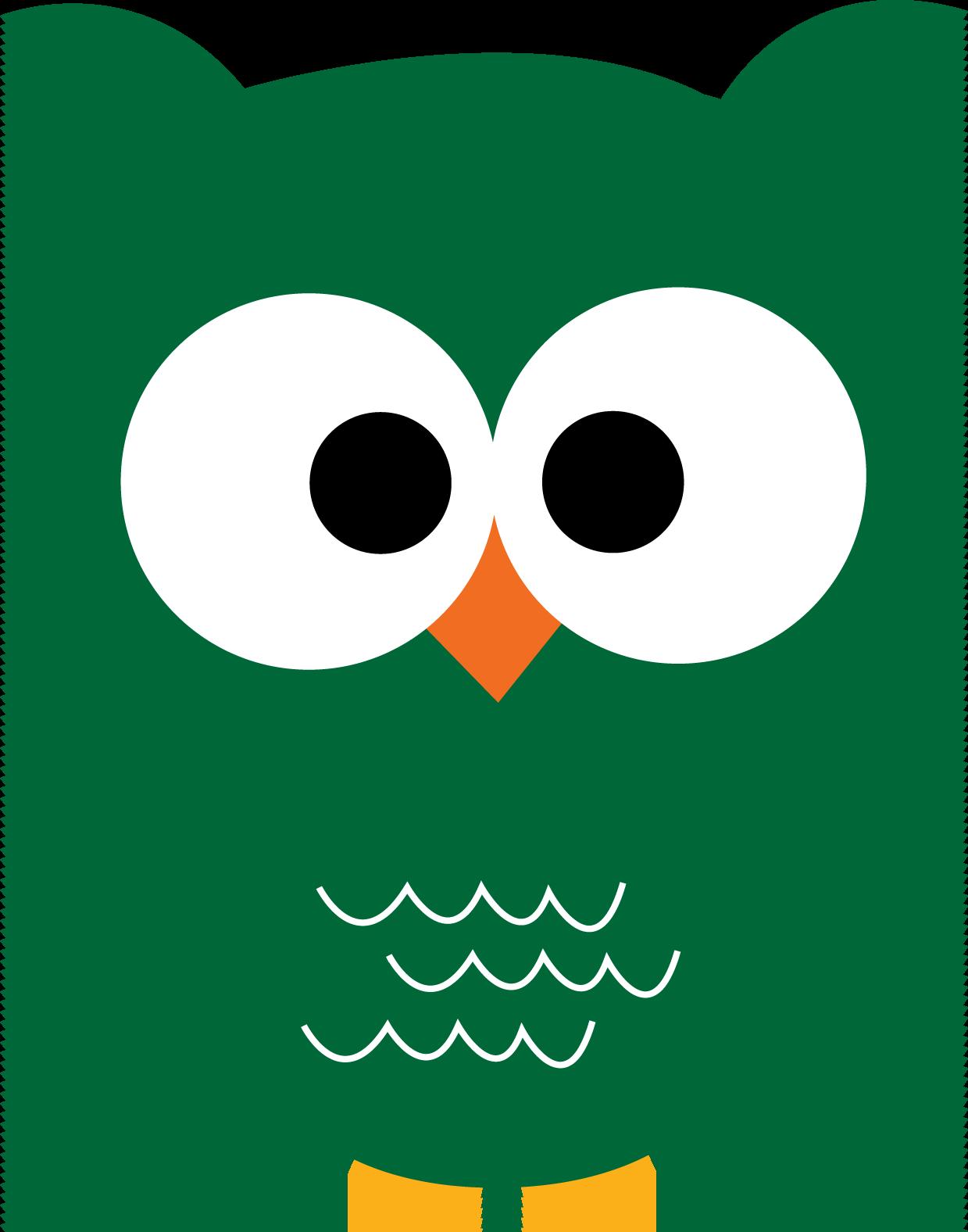 royalty free  adorable owl printables. Color clipart printable