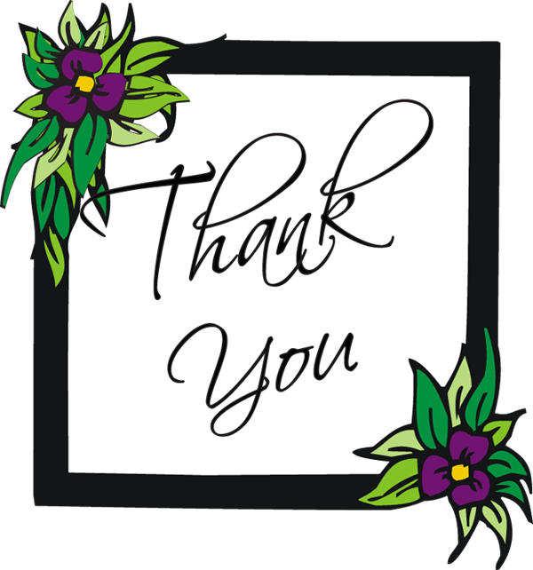 clipart black and white library Thank you clip art. Volunteer clipart thanks