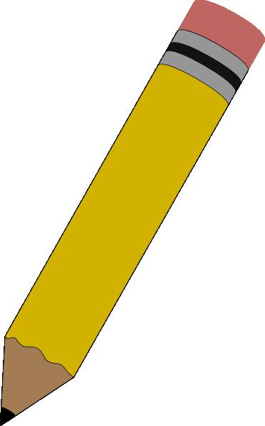 clip art freeuse Pencil Clip Art at Clker