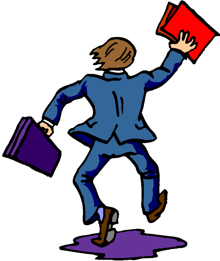 clip royalty free stock Free leaving cliparts download. Clipart people working.